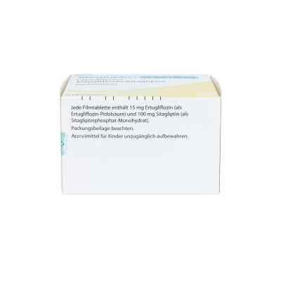 Steglujan 15 mg/100 mg Filmtabletten  bei apo.com bestellen
