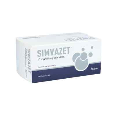 Simvazet 10 mg/40 mg Tabletten  bei apo.com bestellen