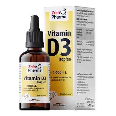 Vitamin D3 Tropfen 1.000 I.e. 2100 Trop.zeinpharma  bei apo.com bestellen