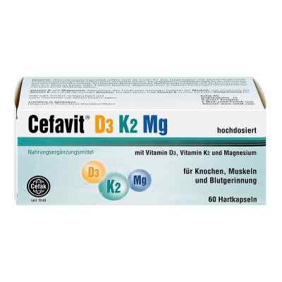 Cefavit D3 K2 Mg Hartkapseln  bei apo.com bestellen