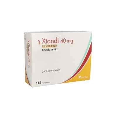 Xtandi 40 mg Filmtabletten  bei apo.com bestellen