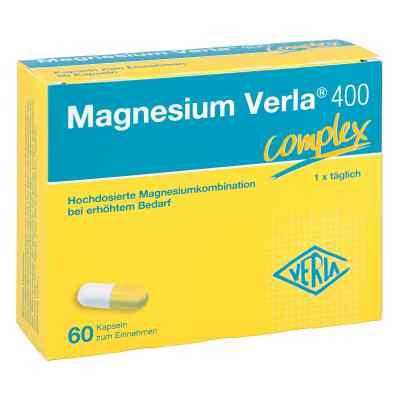 Magnesium Verla 400 Kapseln  bei apo.com bestellen
