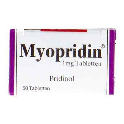 Myopridin 3 mg Tabletten  bei apo.com bestellen