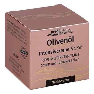Olivenöl Intensivcreme Rose Nachtcreme  bei apo.com bestellen