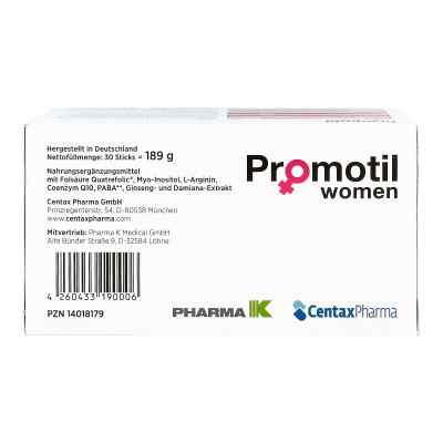 Promotil women Sticks  bei apo.com bestellen