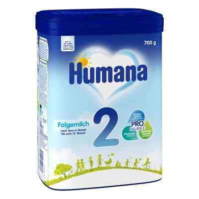 Humana Folgemilch 2 Pulver  bei apo.com bestellen