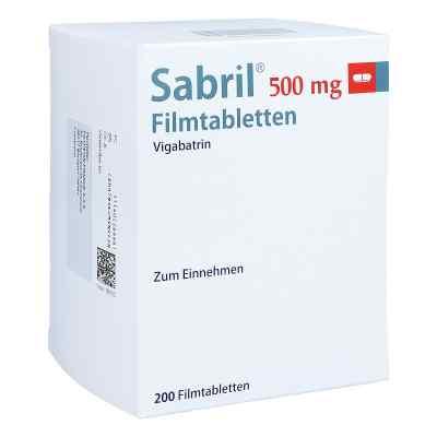 Sabril 500 mg Filmtabletten  bei apo.com bestellen