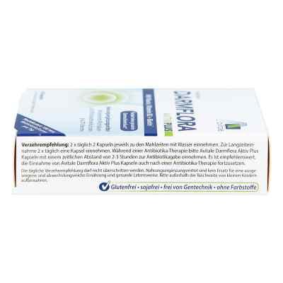 Darmflora Aktiv Plus 100 Mrd.bakterien+7 Vitamine  bei apo.com bestellen
