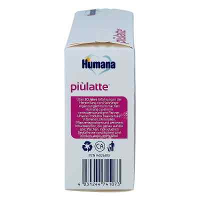 Piulatte Humana Portionsbeutel  bei apo.com bestellen