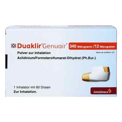Duaklir Genuair 340 [my]g/12 [my]g Plv.z.inhalatio  bei apo.com bestellen