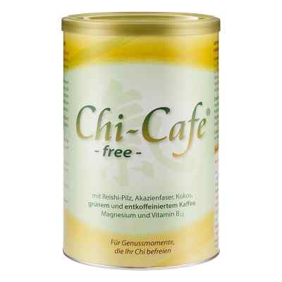 Dr. Jacob's Chi-Cafe free mit entkoffeiniertem Kaffee  bei apo.com bestellen
