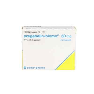 Pregabalin biomo 50 mg Hartkapseln  bei apo.com bestellen