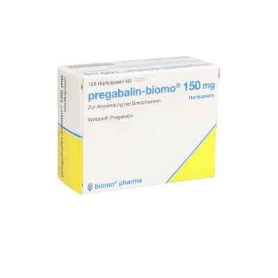 Pregabalin biomo 150 mg Hartkapseln  bei apo.com bestellen