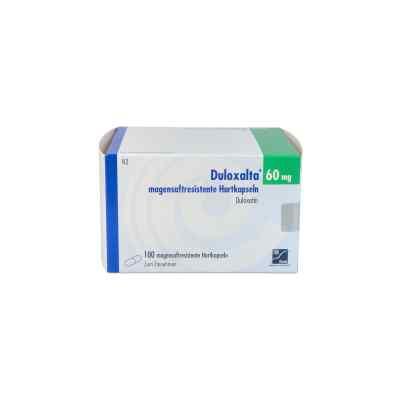 Duloxalta 60 mg magensaftresistente Hartkapseln  bei apo.com bestellen