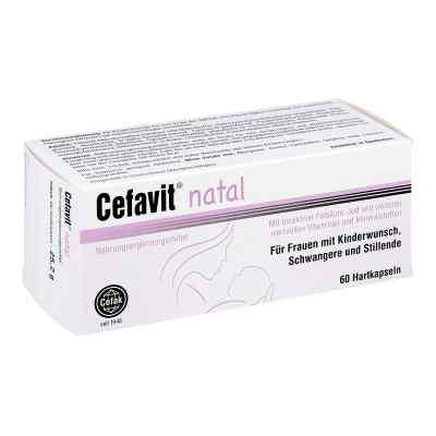 Cefavit natal Hartkapseln  bei apo.com bestellen