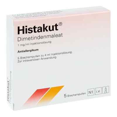 Histakut Dimetindenmaleat 1 mg/ml iniecto -lösung  bei apo.com bestellen