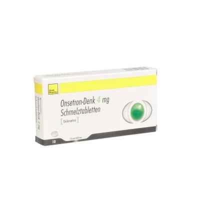Onsetron-denk 4 mg Schmelztabletten  bei apo.com bestellen