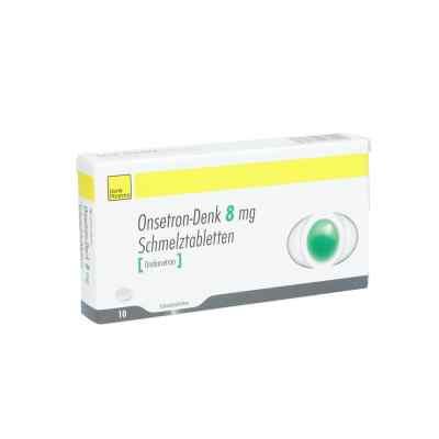 Onsetron-denk 8 mg Schmelztabletten  bei apo.com bestellen