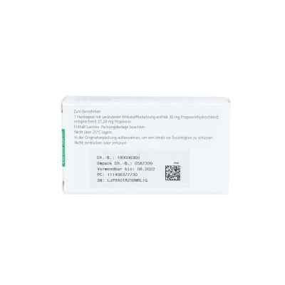 Mictonorm Uno 30 mg Hartk.m.veränd.wirkst.-frs.  bei apo.com bestellen