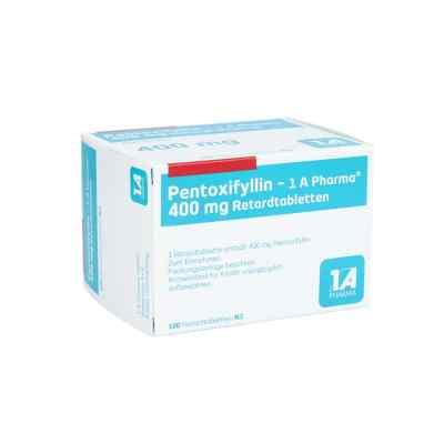 Pentoxifyllin 1a Pharma 400 mg Retardtabletten  bei apo.com bestellen