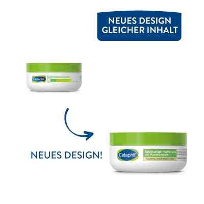 Cetaphil reichhaltige Nachtcreme mit Hyaluronsäure  bei apo.com bestellen