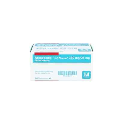 Atenocomp-1a Pharma 100 mg/25 mg Filmtabletten  bei apo.com bestellen