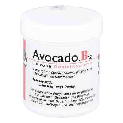 Avocado.B12 Gesichtscreme  bei apo.com bestellen