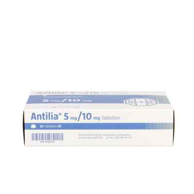 Antilia 5 mg/10 mg Tabletten  bei apo.com bestellen