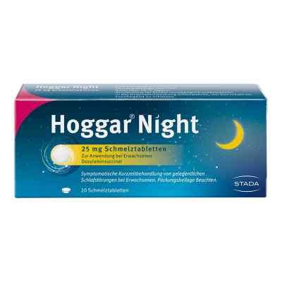 Hoggar Night 25 mg Schmelztabletten  bei apo.com bestellen