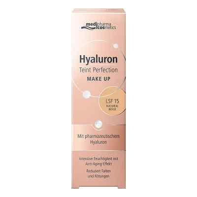 Hyaluron Teint Perfection Make-up natural beige  bei apotheke-online.de bestellen