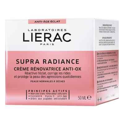 LIERAC SUPRA RADIANCE Detox Creme Trockene Haut  bei apo.com bestellen