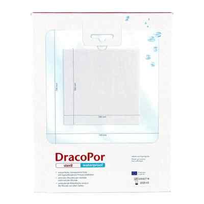 Dracopor waterproof Wundverband 15x15 cm steril  bei apo.com bestellen