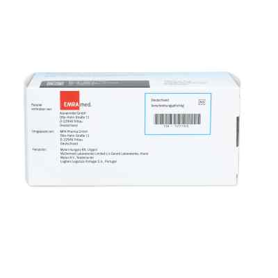 Pregabalin Mylan 50 mg Hartkapseln  bei apo.com bestellen