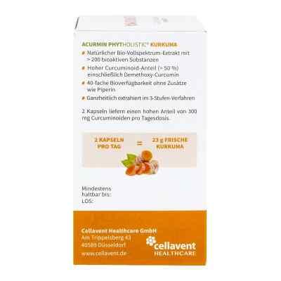 Acurmin Phytholistic Bio-curcuma-extrakt Kapseln  bei apo.com bestellen