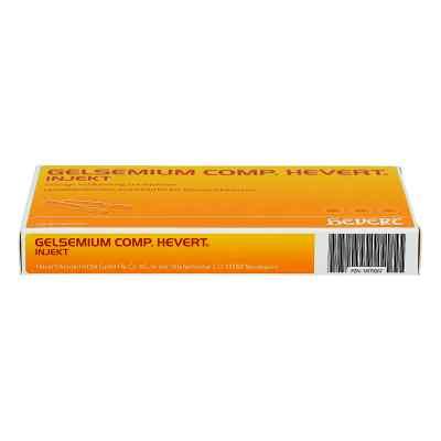 Gelsemium Comp.hevert injekt Ampullen  bei apo.com bestellen