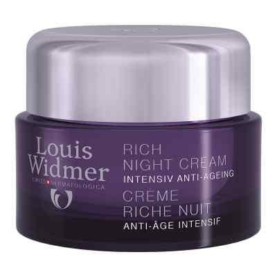 Widmer Rich Night Cream leicht parfümiert  bei apo.com bestellen