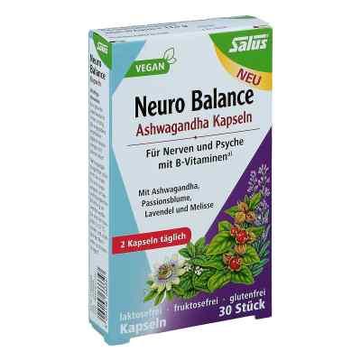 Neuro Balance Ashwagandha Kapseln Salus  bei apo.com bestellen