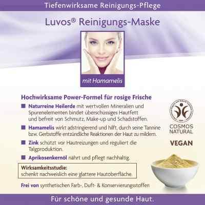 Luvos Heilerde Reinigungs-maske Naturkosmetik  bei apo.com bestellen
