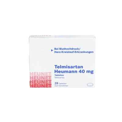 Telmisartan Heumann 40 mg Tabletten Heunet  bei apo.com bestellen
