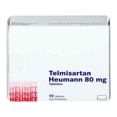 Telmisartan Heumann 80 mg Tabletten Heunet  bei apo.com bestellen