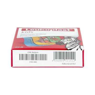 Leukoplast kids Strips 19x56 mm 8 St/38x63 mm 4 St  bei apo.com bestellen
