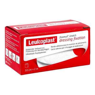 Leukoplast Fixomull stretch 10 cmx2 m  bei apo.com bestellen