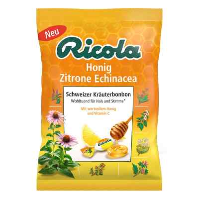 Ricola mit Z.Beutel Echinacea Honig Zitrone Bonbons  bei apo.com bestellen
