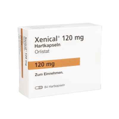 Xenical 120 mg Hartkapseln  bei apo.com bestellen