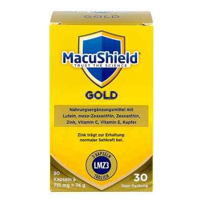 Macushield Gold Monatspackung Weichkapseln  bei apo.com bestellen