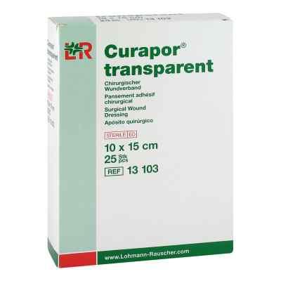 Curapor Wundverband steril transparent 10x15 cm  bei apo.com bestellen