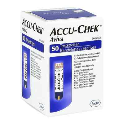 Accu Chek Aviva Teststreifen Plasma Ii  bei apo.com bestellen