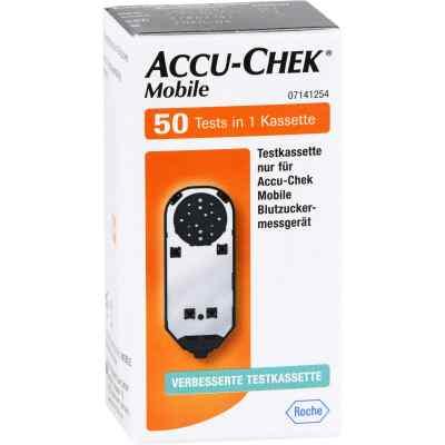 Accu Chek Mobile Testkassette  bei apo.com bestellen
