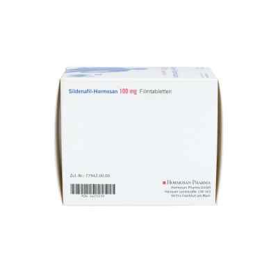 Sildenafil Hormosan 100 mg Filmtabletten  bei apo.com bestellen