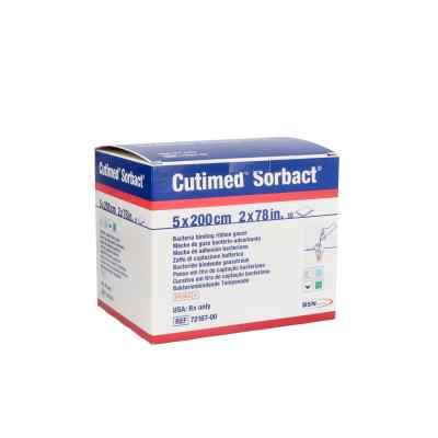 Cutimed Sorbact Tamponaden 5x200 cm  bei apo.com bestellen